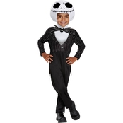 Jack Skellington Toddler 3T-4T