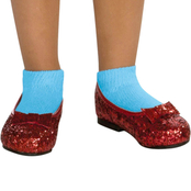 Rubie's Costume Toddler Girls Wizard of Oz Dorothy Sequin Shoes