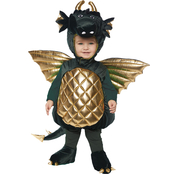 Underwraps Costumes Child Dragon Costume