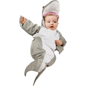 Underwraps Costumes Infant Shark Bunting Costume, 0-6 Months