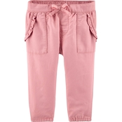OshKosh B'gosh Infant Girls Ruffle Pants