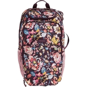 Vera Bradley Journey Backpack, Indiana Blossoms