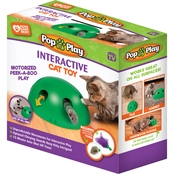 POP N PLAY CAT TOY