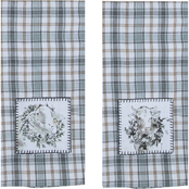 Kay Dee Designs Modern Farmhouse Cow & Sheep Assorted Tea Towels