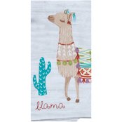 Kay Dee Designs Lovely Llama Dual Purpose Terry Towel