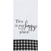 Kay Dee Designs Farmhouse Happiness Dual Purpose Terry Towel