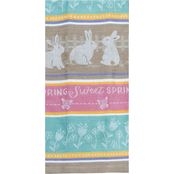 Kay Dee Designs Farmhouse Easter Jacquard Tea Towel