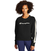 Champion Heritage Taped Crew Sweatshirt