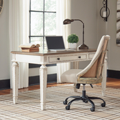 Realyn Lift Top Desk & Chair