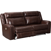 Wyline Power Reclining Sofa with Adjustable Headrest