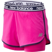 New Balance Relentless 2 In 1 Shorts