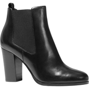 michael kors women's lottie bootie