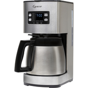 Capresso Stainless Steel Coffee Maker