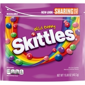 Skittles Wildberry Sharing Size Candy