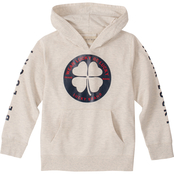 Lucky Brand Boys Be Lucky Hoodie