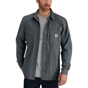 Carhartt Rugged Flex Rigby Shirt Jacket