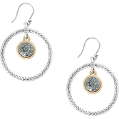 Lucky Brand Rope Drop Earrings