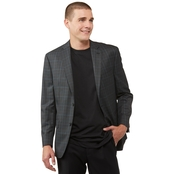 Michael Kors Modern Plaid Sport Coat