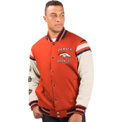 G-III Sports Victory Formation Varsity Jacket