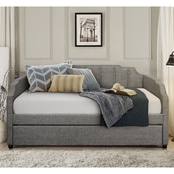 Homelegance Minner II Daybed with Trundle