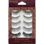 Diamond Cosmetics Luxury Eyelash Kit