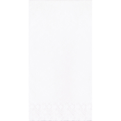 Sensations Ultra White Dinner Napkins, 20 ct.