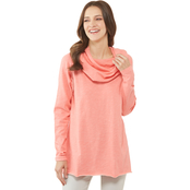 JW Cowl Neck Tunic