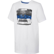 Adidas Boys Night Game Tee