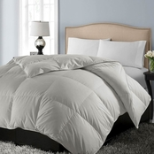 Blue Ridge Home Fashions 1000 Thread Count Pima Cotton Down Alternative Comforter