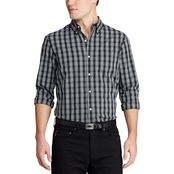 Chaps Easy Care Stretch Button Down Shirt