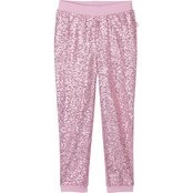 Nickelodeon JoJo Girls French Terry Joggers