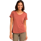 prAna Foundation V Neck Top