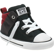 Converse Boys Chuck Taylor All Star Axel Mid Top Shoes