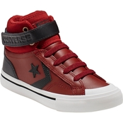 Converse Boys Pro Blaze Strap Hi Top Shoes