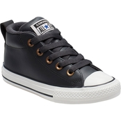 Converse Preschool Boys Chuck Taylor All Star Street Mid Shoes