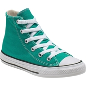 Converse Grade School Girls Chuck Taylor All Star Hi Shoes