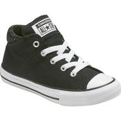 Converse Grade School Girls CTAS Madison Mid Top Shoes