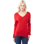 Tommy Hilfiger Allover Argyle Ivy Sweater