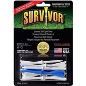 Green Keepers, Inc. Survivor Driver Golf Tees