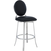 Armen Living Pia Counter Stool