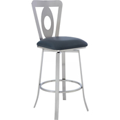 Armen Living Lola Counter Stool