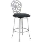Armen Living Cherie Counter Stool