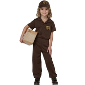 California Costumes Toddler UPS Costume, Size 3T-4T