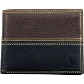 Rugged Passcase Wallet