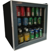 Avanti 1.6 cu. ft. Showcase Beverage Cooler