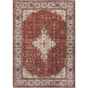 Signature Design by Ashley Haydrien 9.4 x 7.4 ft. Accent Rug