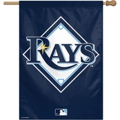 WinCraft MLB Baseball 28 x 40 in. 1 Sided Vertical Banner