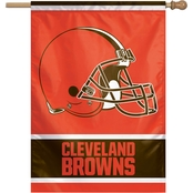 WinCraft NFL Football 28 x 40 in. 1 Sided Vertical Banner