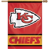 NFL 28X40 Vertical 1 Sided Banner