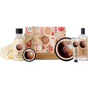 The Body Shop Nutty & Nourishing Shea Premium Collection